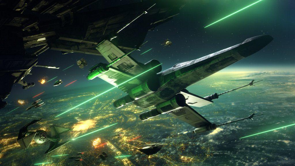 Pilotes recherchés pour STAR WARS™: Squadrons, disponible le 2 octobre sur PlayStation®4