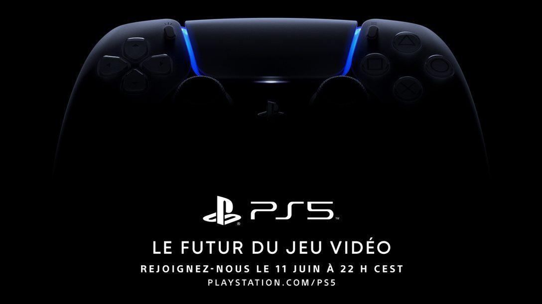 NOUVEL HORAIRE : Ce jeudi, découvrez l'avenir du jeu vidéo sur PS5