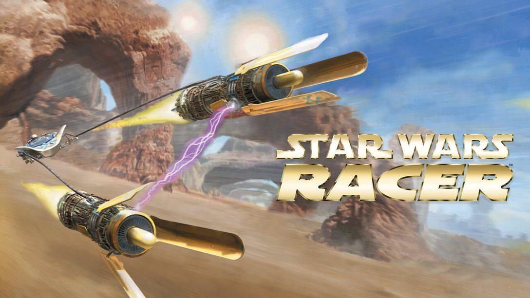 Quelques astuces pour Star Wars Episode I: Racer disponible aujourd'hui sur PS4