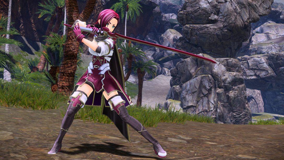 Adapter le monde de Sword Art Online en JRPG