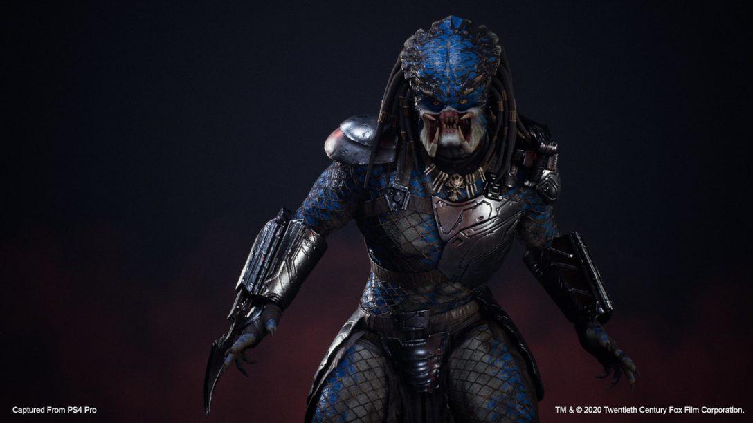 Une mise à jour gratuite pour Predator: Hunting Grounds arrive en juillet