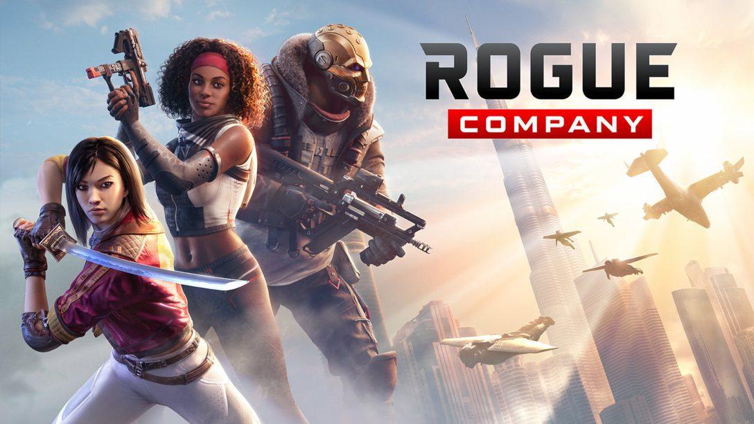 La bêta fermée de Rogue Company est lancée !
