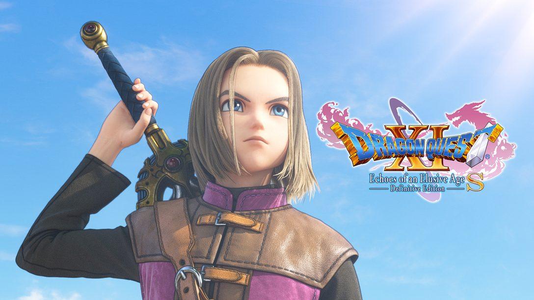 Dragon Quest XI S: Les Combattants de la destinée – Édition ultime annoncé sur PS4