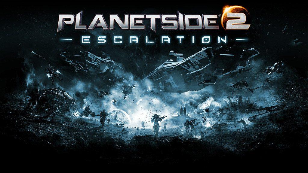 PlanetSide 2: Escalation arrive cette semaine sur PS4