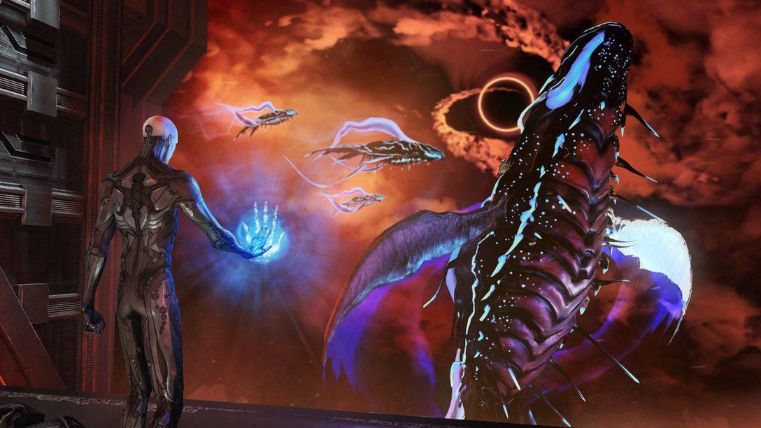 Hellpoint, un action-RPG qui se déroule dans un univers de science-fiction troublant, sort demain sur PS4