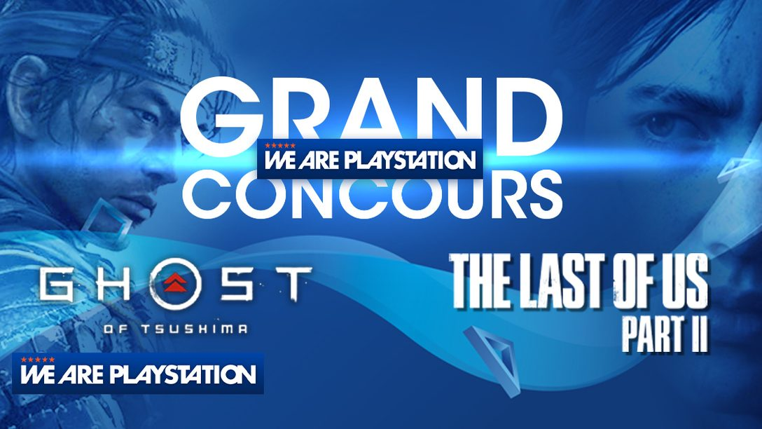 Ghost of Tsushima et The Last Of Us Part II à gagner !