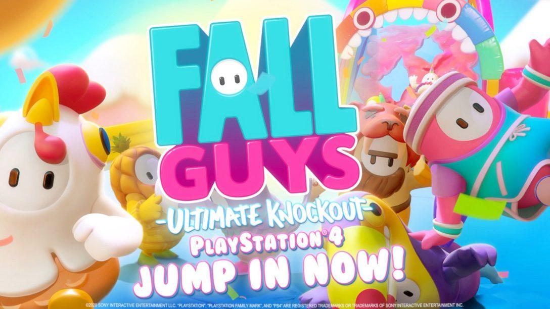Découvrez les trois meilleures astuces pour tirer votre épingle du jeu dans Fall Guys: Ultimate Knockout