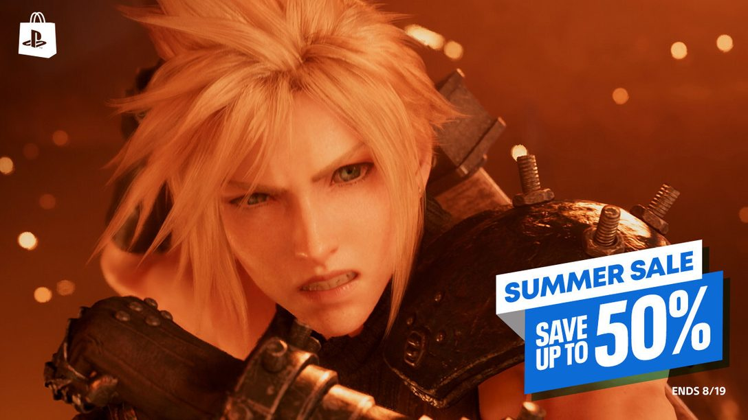 De nouveaux jeux rejoignent la Super promo d'été sur le PlayStation Store