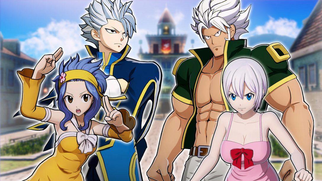 Hiro Mashima parle de Fairy Tail, du nouveau jeu et de son équipe idéale