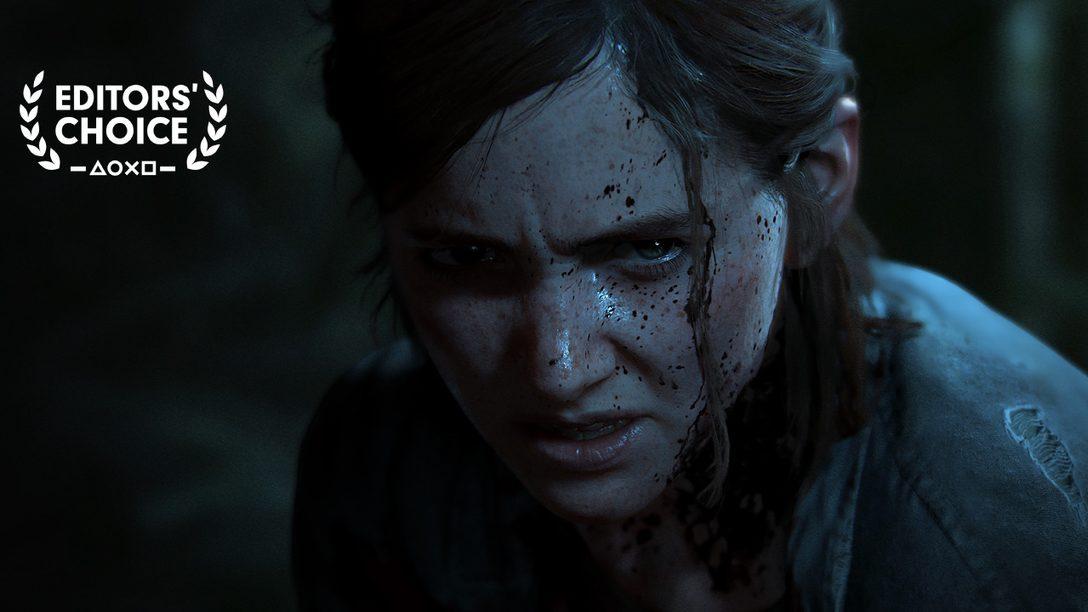 Choix de la rédaction : The Last of Us Part II