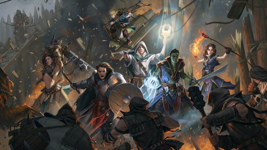 Le RPG Pathfinder: Kingmaker – Definitive Edition sera disponible demain sur PS4