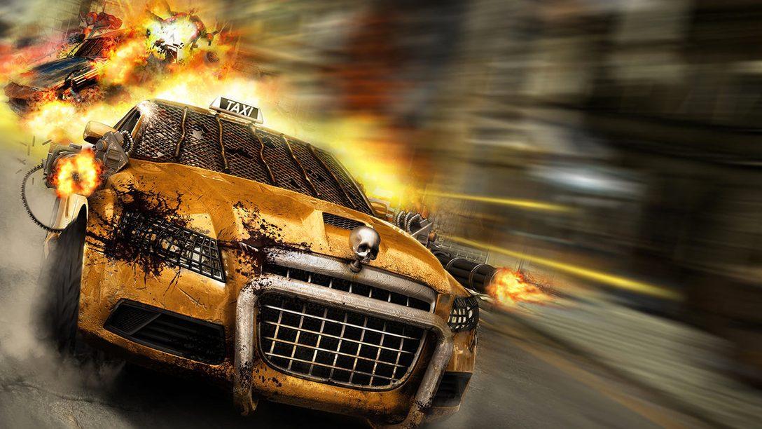 Zombie Driver: Immortal Edition arrive aujourd'hui sur PS4