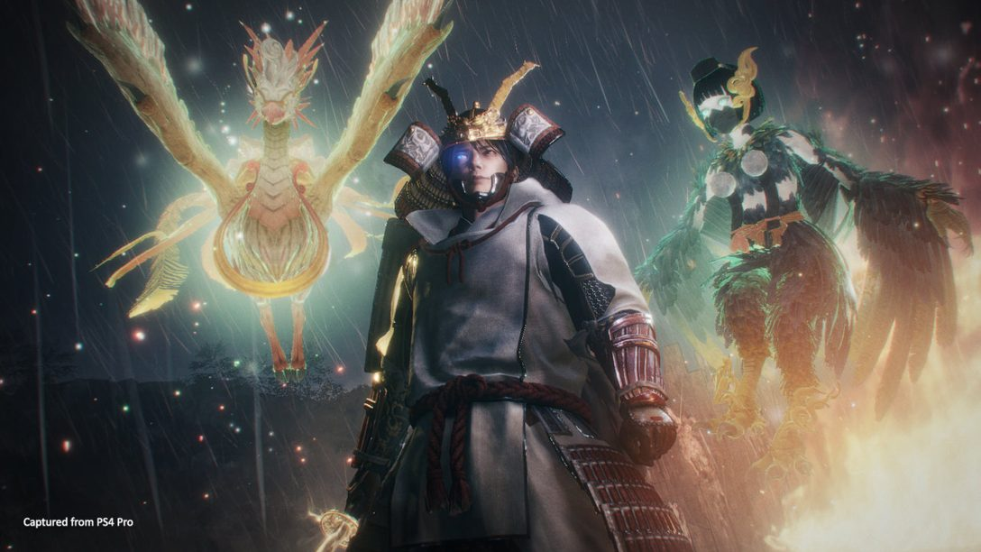 Comment Team Ninja a créé l'extension Le disciple de Tengu pour Nioh 2