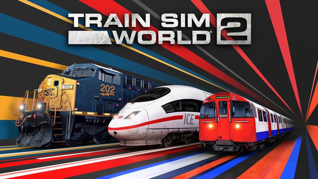 Train Sim World 2 entre en gare sur PlayStation