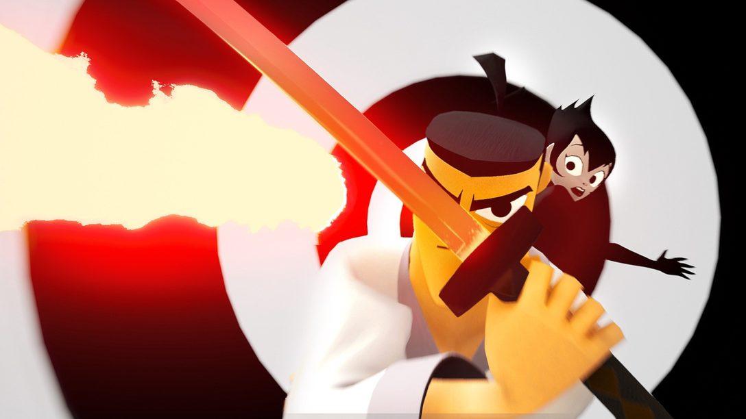 Replongez dans le monde de Samuraï Jack