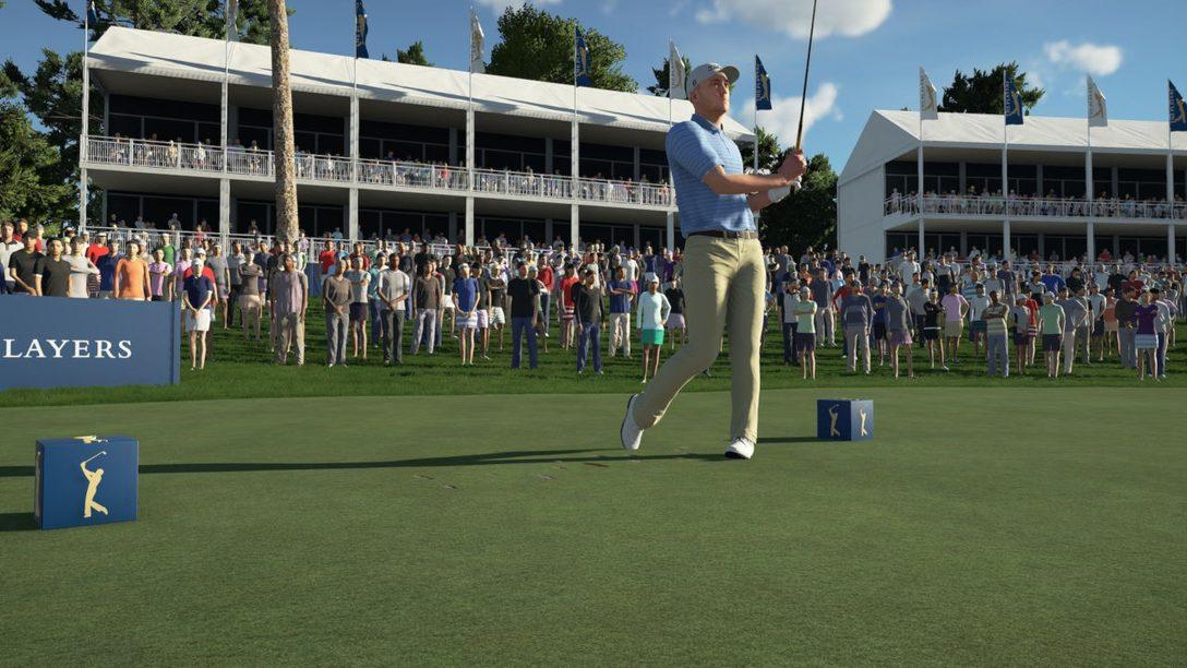 Top 10 des fonctionnalités et améliorations sur PGA Tour 2K21