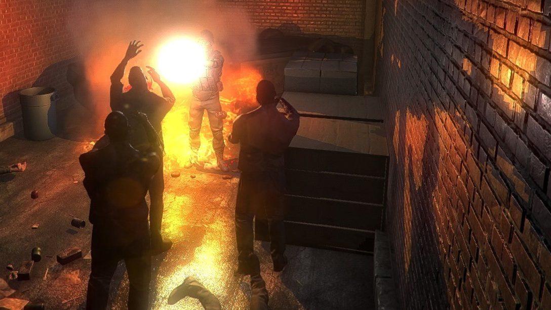 La série Outbreak vous plongera dans un monde survival horror rétro sur PS4 le 27 août