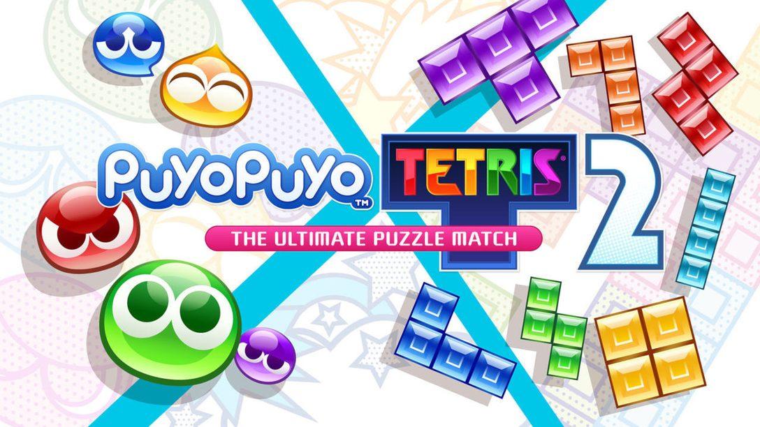 Puyo Puyo Tetris 2 débarque sur PS4 le 8 décembre et sur PS5 à la fin de l'année 2020