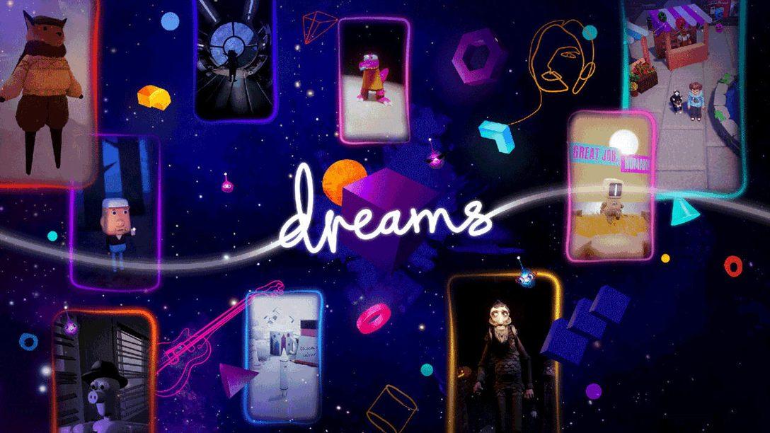 Dreams : À quoi jouer en PS VR en ce moment