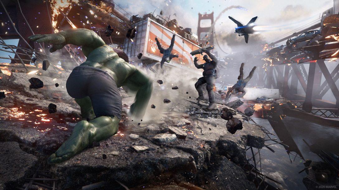 Week-end de la bêta pour la précommande de Marvel's Avengers sur PlayStation – nos conseils