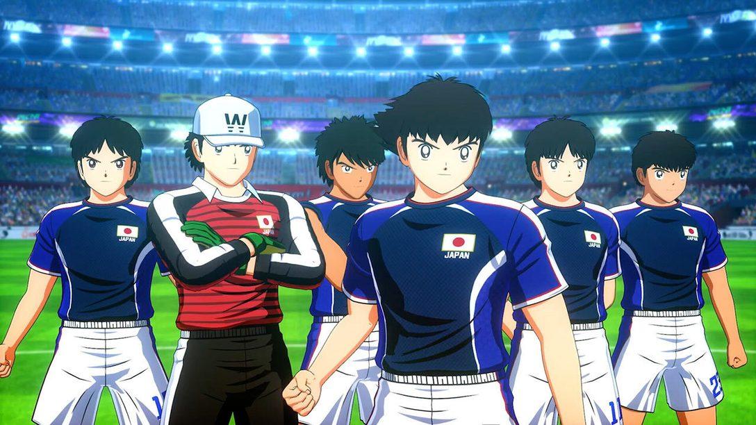 Guide du débutant pour Captain Tsubasa: Rise of New Champions