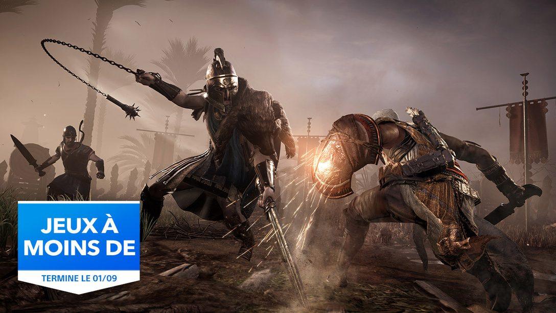 Les promotions sont de retour sur PlayStation