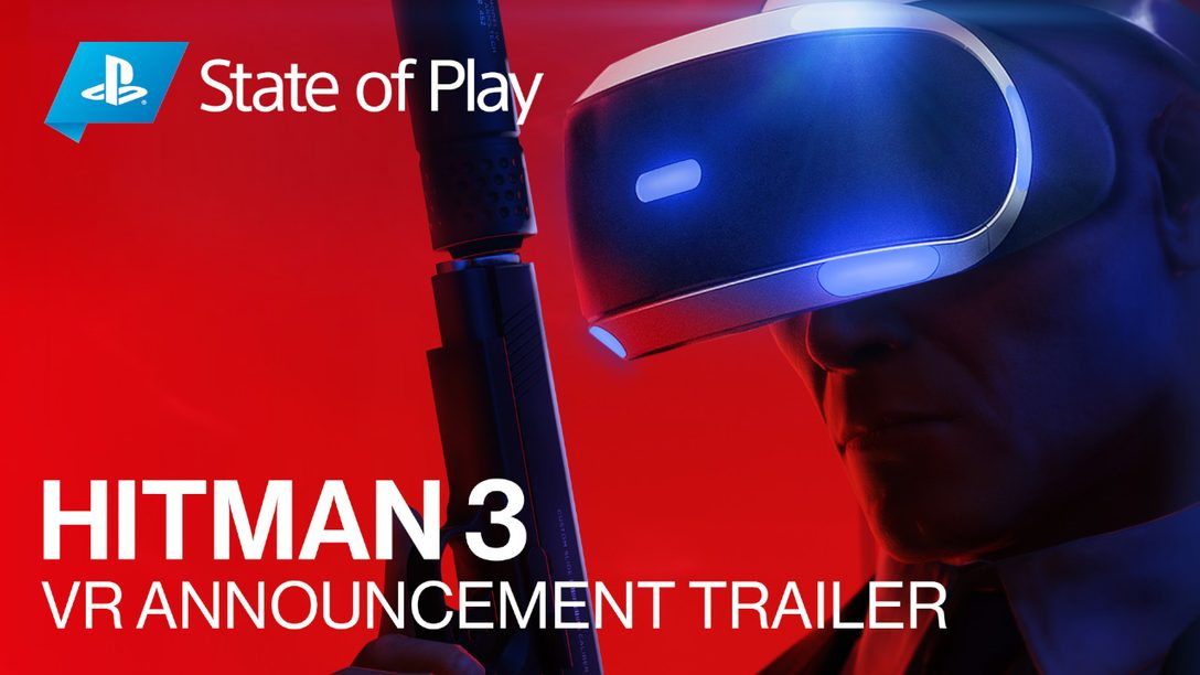 HITMAN 3 compatible VR dès sa sortie en janvier 2021