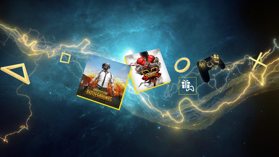 Les jeux PS Plus du mois de septembre annoncés
