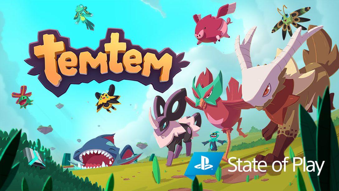 Temtem, le renouveau du jeu de créatures à collectionner, arrive sur PS5 en 2021