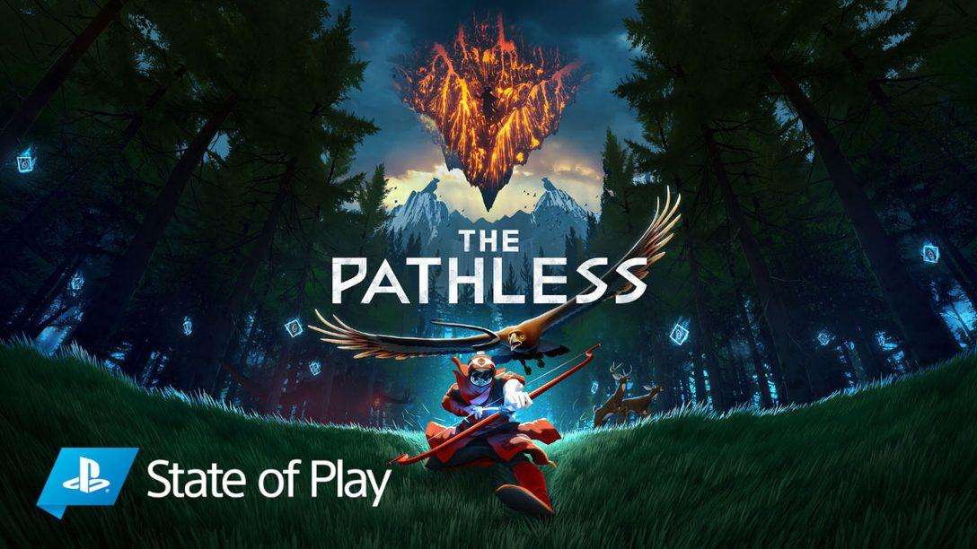 The Pathless : Plus de détails sur le gameplay de cette aventure atypique en monde ouvert.