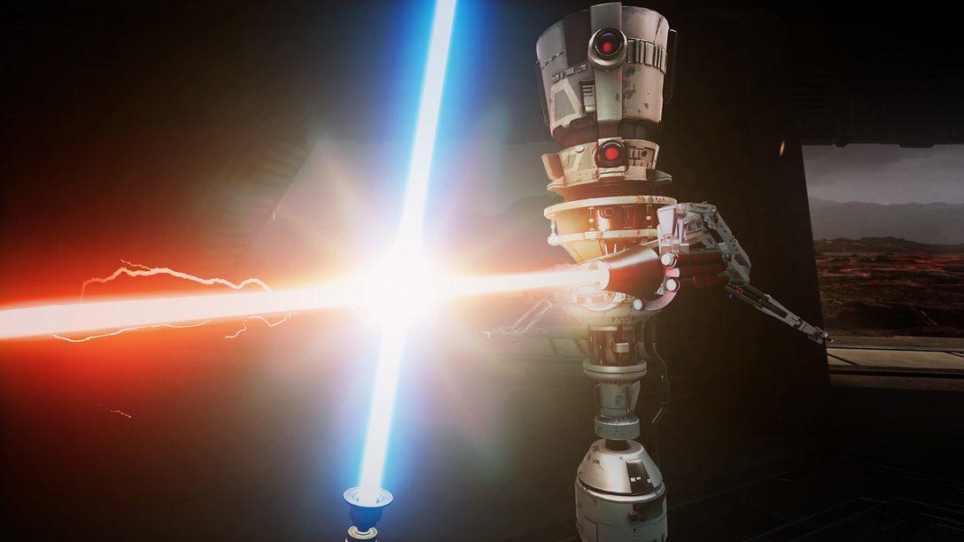 7 conseils pour maîtriser le sabre laser dans Vader Immortal, disponible maintenant sur PS VR