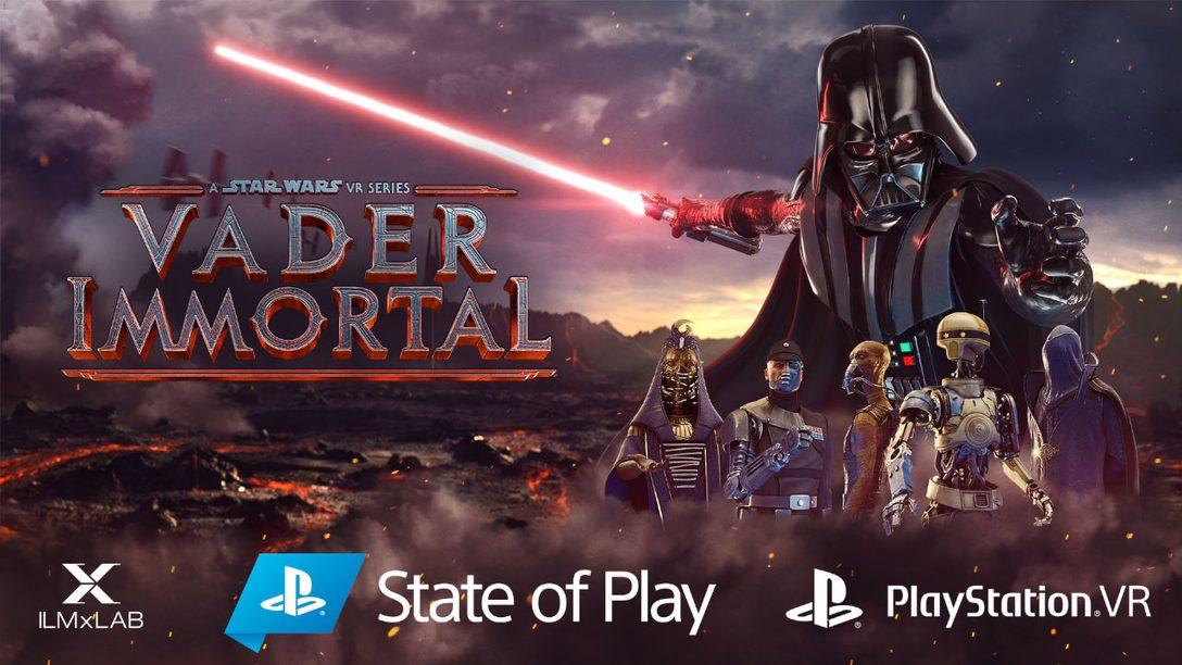 Vader Immortal: A Star Wars VR series arrive sur PS VR
