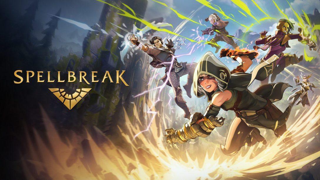 Spellbreak : créez votre mage de bataille aujourd'hui sur PS4