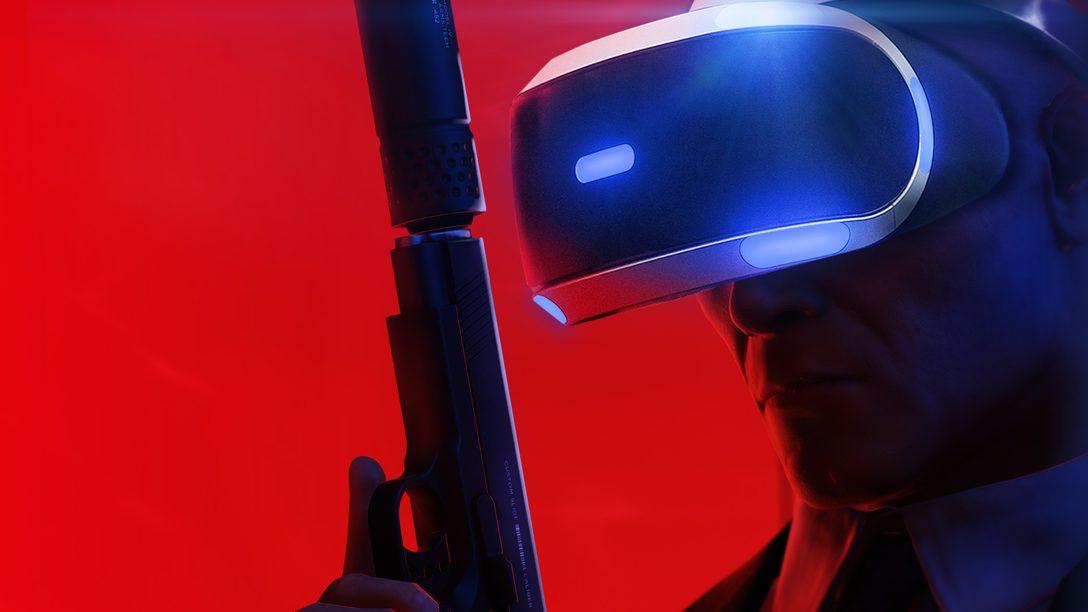 Quatre manières uniques de plonger dans le monde de l'assassinat   de Hitman 3 grâce au mode PS VR