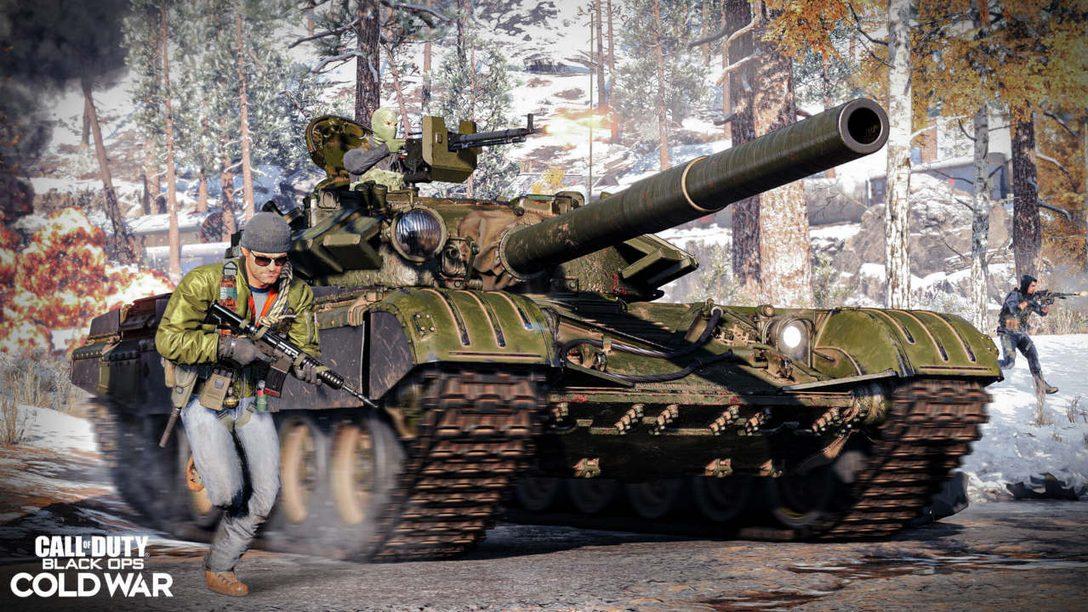 Le multijoueur pour Call of Duty: Black Ops Cold War annoncé