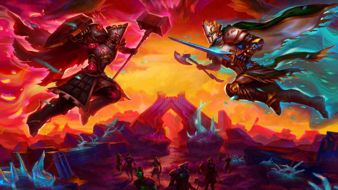 Maîtrisez votre propre style de combat dans Until You Fall  Disponible le 29 septembre sur PS VR