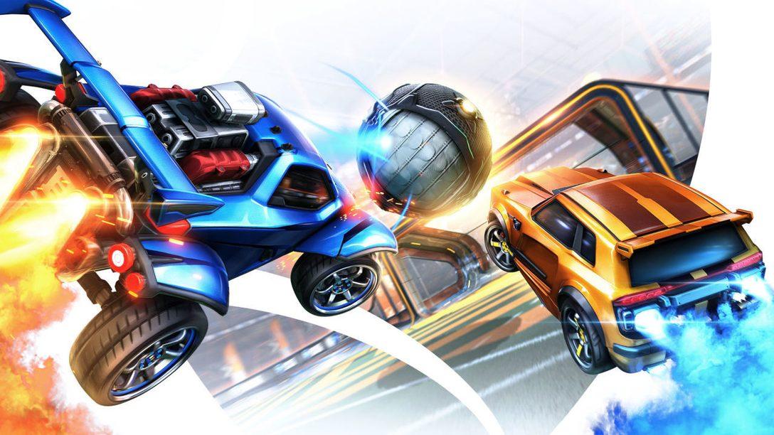 Rocket League passe en free-to-play le 23 septembre