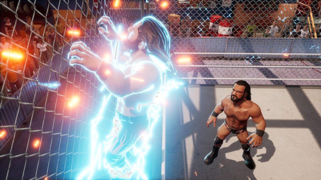 Quelques astuces pour remporter la victoire dans WWE 2K Battlegrounds