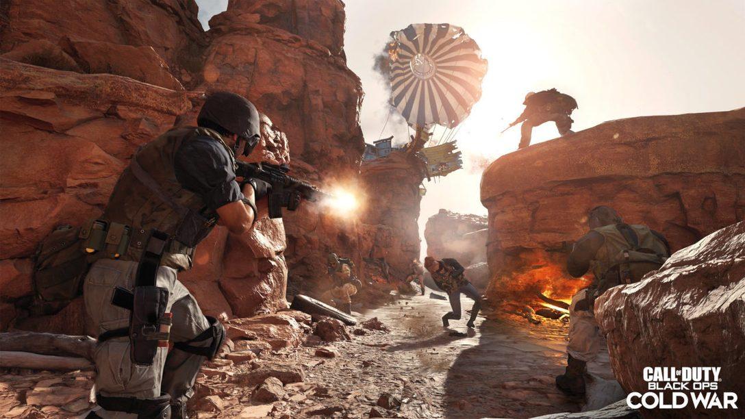 Jouez à l'alpha de Call of Duty®: Black Ops Cold War sur PlayStation®4 du 18 au 20 septembre