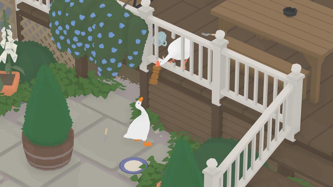 House House fait entrer le multijoueur dans Untitled Goose Game