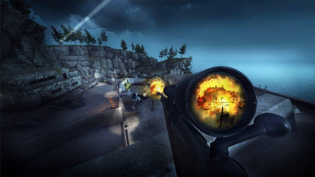 Comment Rebellion a adapté Sniper Elite sur PS VR
