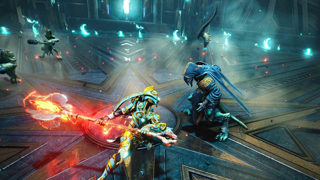 Préparez-vous au combat avec cette présentation détaillée des techniques de combat de Godfall