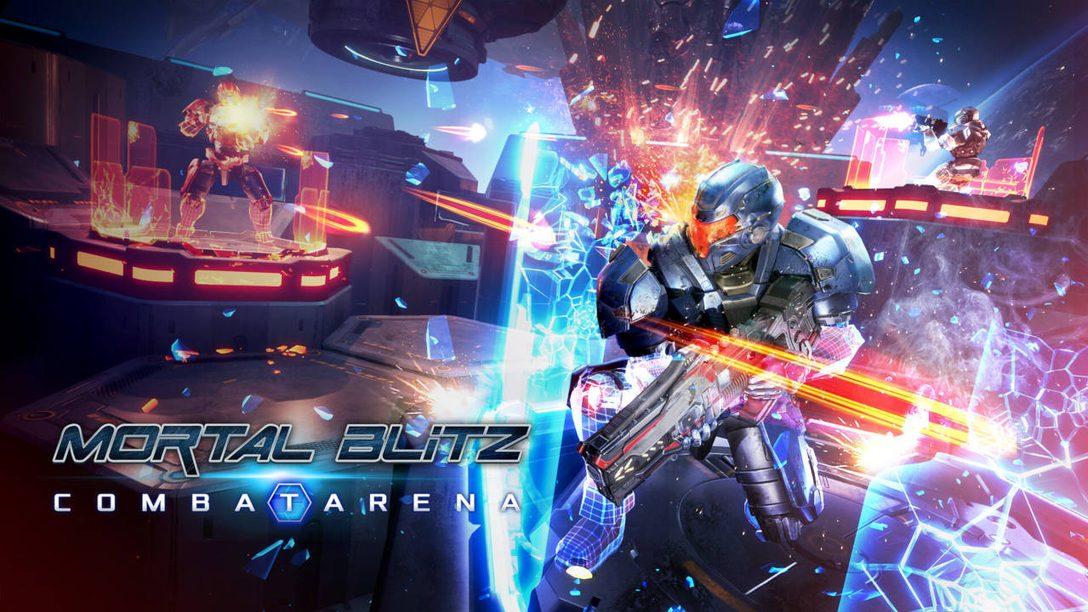 Mortal Blitz: Combat Arena arrive sur PlayStation VR le 8 octobre