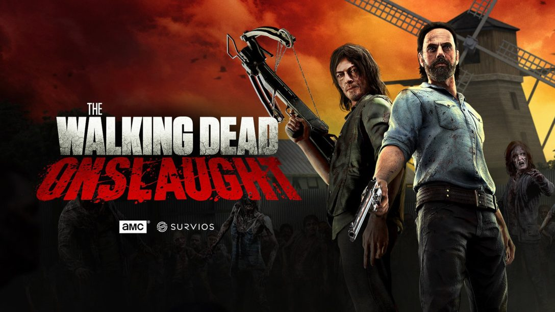 8 conseils pour survivre dans The Walking Dead Onslaught sorti demain sur PS VR