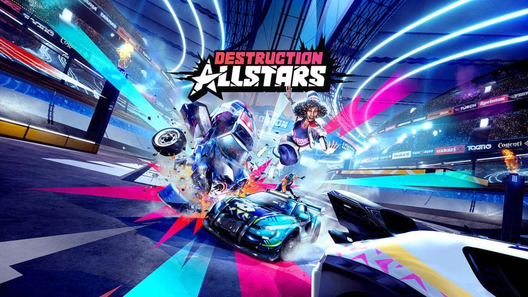 Destruction AllStars disponible en février sur PlayStation Plus
