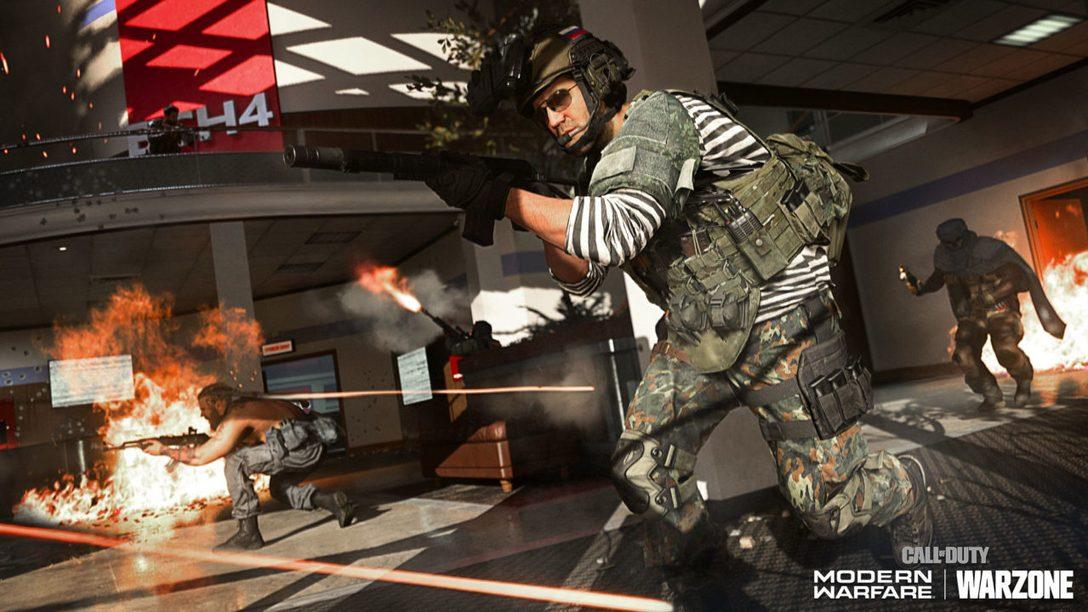 Call of Duty: Modern Warfare saison 6 se dote d'un réseau de métro et de contenu exclusif sur PlayStation