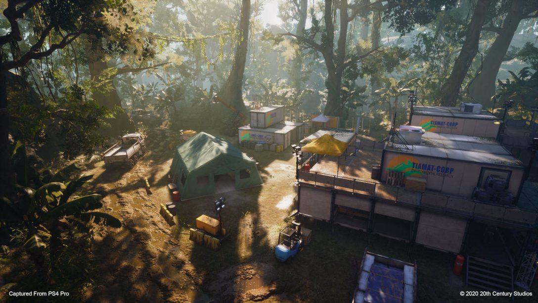 Une nouvelle carte et un nouveau mode de jeu arrivent aujourd'hui dans Predator: Hunting Grounds