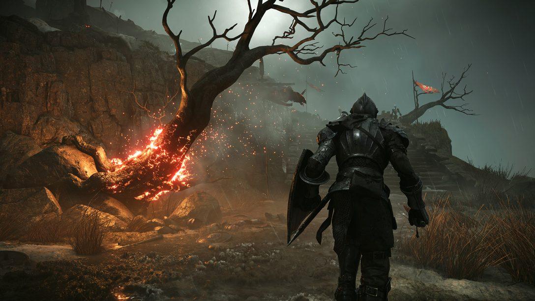 Demon's Souls – Aperçu du gameplay sur PS5