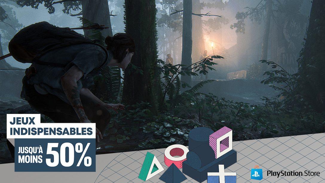 The Last of Us Part II est la vedette de la Sélection des jeux indispensables du PlayStation Store