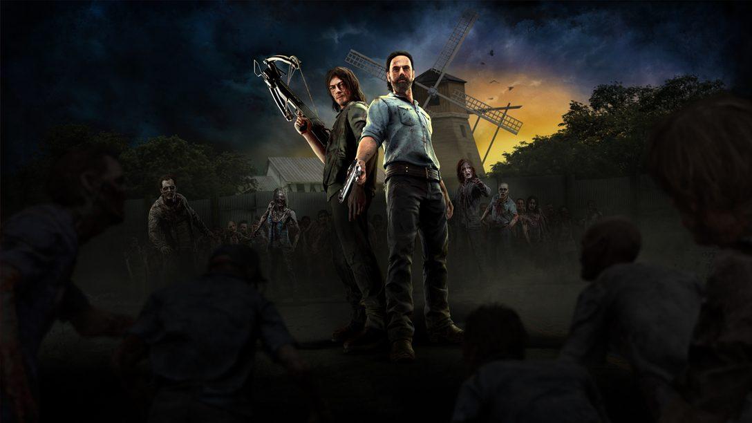 Reconstruire Alexandria et concevoir un arsenal de rêve dans The Walking Dead Onslaught